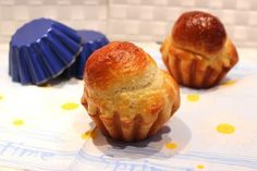 la recette de la brioche parisienne du CAP patisserie Croissants, Kitchen Aid Recipes, Romanian Food, Cooking Chef, French Pastries, Let Them Eat Cake, Baked Goods, Sweet Recipes, Bakery