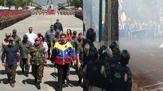 O megalomaníaco, Nicolás Maduro, acaba de cometer o maior golpe contra o povo da Venezuela e contra a Democracia na América Latina.