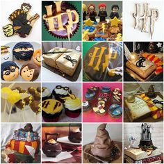 Harry Potter Sweets by *kimmie*, via Flickr