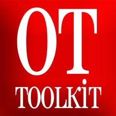 Occupational Therapy Toolkit: Treatment Guides and Handouts for Older Adults.  YO...OT PEEPS from EWU!!!!! GREAT BLOG on this WEBSITE about everything OT!!!