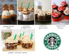 Starbucks Cupcake Recipes