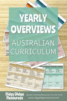 These Yearly Overviews are your teacher planning lifesavers. Aligned to the Australian Curriculum, these unit planners will save you time and sanity. Available free from our website today! Paragraph Writing, Persuasive Writing, Writing Rubrics, Opinion Writing, Free Teaching Resources, Teacher Resources, Classroom Resources, Classroom Ideas, Curriculum Implementation