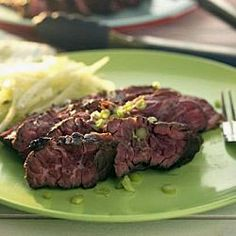Phase 2: Lime Marinated Flank Steak: Skip the sugar and use tamari instead of soy. Phase 2 of the #FastMetabolismDiet