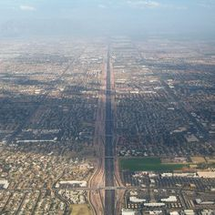 Gallery of Urban Sprawl in the US: The 10 Worst Offenders - 1