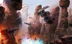 Fantasy Flight Games [News] - Onslaught at Arda I