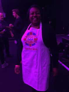 Malorie Blackman Supporting our Great British Brekkie campaign 2015
