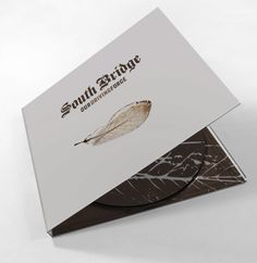 South Bridge - CD Cover by Cristiano Vicedomini, via Behance