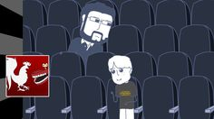 Rooster Teeth Animated Adventures Lost Not Found. Lol another funny one where his kid keeps losing his damn shoes.