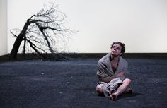 Antony Sher in King Lear, Royal Shakespeare Theatre review – 'physically subdued'