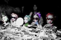 Plastic girls