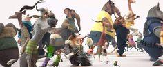 Zootopia Teaser Trailer
