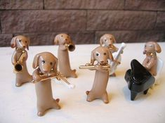 Rakuten: Correspondence tomorrow easy a #dachshund orchestra piano, etc- Shopping Japanese products from Japan