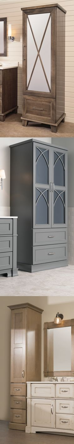 Bathroom Furniture Makes Linen Storage Stylish u0026 Functional & 100 best Linen Storage Cabinet images on Pinterest | Storage ...