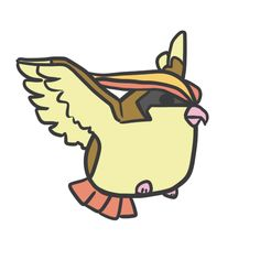 018 pidgeot by pinkbunnii.deviantart.com on @DeviantArt