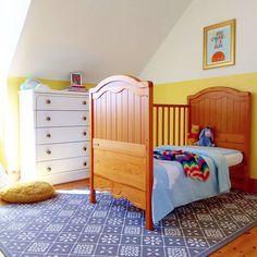 A sweet little room for a growing toddler Toddler Bed, Kids Room, Interior Design, Bedroom, Children, Sweet, Furniture, Home Decor, Interior Design Studio