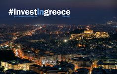 Athens at night... the city is always humming. Greece is glorious. The culture, the beauty, the people, the history... Greece. #InvestInGreece #Ellada  www.GreekPropertyExchange.com