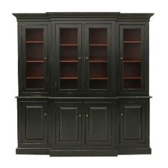 The Hamptons Painted Furniture Collection, Hart Cove Buffet and Hutch
