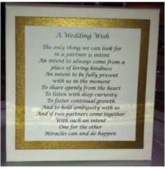 A Wedding Wish By The Father Of Bride Who Gave Beautiful Sch