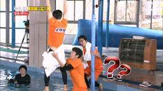 Funny Lee Kwang Soo Accident With Yoo Jae Suk Underwear