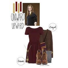Ginny Weasley by charlizard
