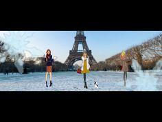 La mode et Paris.