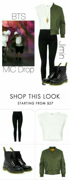 There was: Mic Drop – … - Fashion Outfits Kpop Fashion Outfits, Korean Outfits, Cute Fashion, Look Fashion, Korean Fashion, Girl Outfits, Casual Outfits, Womens Fashion, Bts Clothing