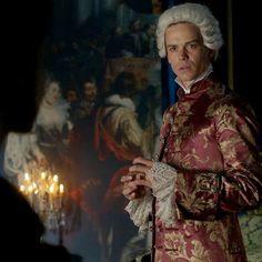 The King's favor #kinglouis #Outlander S2 E7 #lionellingelser
