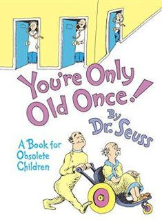 A Book For Obsolete Children Classic Seuss Hardcover 10 Retirement Gift Ideas Men And Women