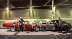 Furious 7 Worldwide Debut Collection and worldwide box office collection of the film. Total nett box office collection of film in India. Plymouth Road Runner, Maserati Ghibli, Nissan Skyline Gt, Ford Torino, Jeep Wrangler Rubicon, Dodge Viper, Vin Diesel, Paul Walker, Bugatti Veyron