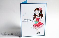 ·•●★ AmandineC Scrapbooking ✽ http://www.amandinec.com/blog  #amandinec #scrapbooking #amandinecscrapbooking #cleanandsimple #card #cardmaking #handmadecard #handmade #crafting #copics #copicmarkers @copicmarker #coloring @yournextstamp #yournexstamp