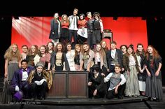 Performing Arts Camp - Sweeney Todd
