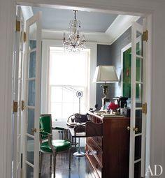 Brooke Shields's Manhattan Home