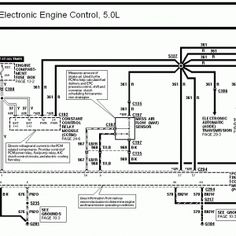 96 97 98 mustang altenator starting and charging system wiring diagram 21 best ford explorer sport images ford explorer sport  ford  21 best ford explorer sport images