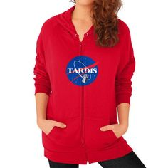 American Apparel California Fleece Zip Hoodie (5497). Unisex size – women may prefer to order one size smaller. Made of 100% cotton. Matching Nylon zipper. Hooded with matching finished Polyester draw