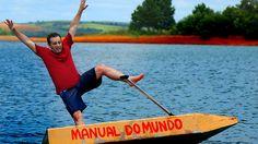 Aprenda passo a passo a fazer o barco de papelão mais resistente que existe. Muito fácil e com apenas papelão, cola e verniz, você pode montar o seu e testar na água. Não afunda. Inacreditável!