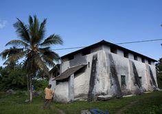 Kizimkazi Mosque, Zanzibar, Tanzania     by Eric Lafforgue