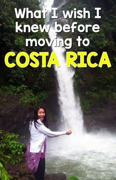 6 things I wish I knew before moving to Costa Rica to help my transition a lot easier