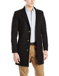 Ropa para Hombres: Nautica Men's CC 3 Button Wool Blend 37 Inch Topcoat, Bla... https://www.amazon.com.mx/dp/B01750F2AK/ref=fastviralvide-20