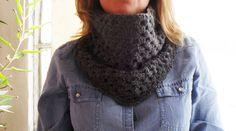 crochet scarf Gola em crochet50% Lã / 50% AcrilicoTamanho único | Fácil de colocar, é só enfiar!Protege o pescoço e a zona do peito
