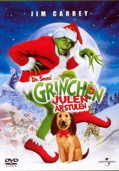 Grinchen: Julen är stulen (DVD)