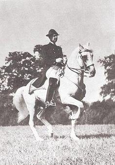 """Riding forward is the essence of correct training."" Alois Podhajsky"