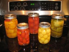 """Jar Tomatoes - Best of the Best"" Waterville, Kansas. Like, comment or share to vote! The top 10 photos will advance to the final rounds! Canning Pears, Provident Living, Winter Soups, Healthy Recipes, Healthy Food, Preserves, Mason Jars, Bbq, Stuffed Peppers"