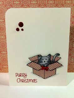 Sunrise Stamper: Holiday Cards