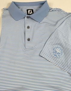 FootJoy Men's Polo Shirt RBC Canadian Open 2012 Hamilton Golf & Country Club XXL #FootJoy #PoloRugby