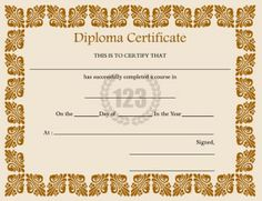 Canva orange attendance certificate mab4smmxkiwg 550425 school certificate template certificate templates yadclub Choice Image