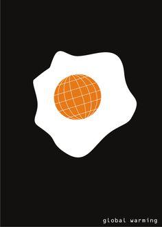 Global Warming | social poster on Behance