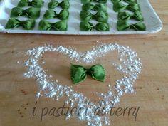Buongiorno a tutti! http://www.ipasticciditerry.com/ravioli-farfalle-con-bresaola-e-ricotta/
