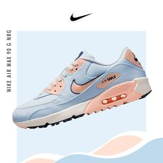 Inspired by the location of this week's Major at Kiawah Island comes the new Nike #AirMax 90G #PGAChampionship Edition.😍 Give in to the island fever and get yours today! 🏝 ___ #NikeGolf #NikeAirMax90G #PGAChampionship #PGAgolfshoes #nikegolfshoes #LimitedEdition #golfoutfit #golffashion #golf #golfinDubai #golfinAbuDhabi #golfshopUAE #eGolf Air Max 90, Nike Air Max, Air Max Sneakers, Sneakers Nike, Dubai Golf, Golf Shop, Golf Fashion, Nike Golf, Golf Outfit