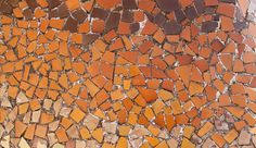 Orange mosaic textures free download hi res high resolution