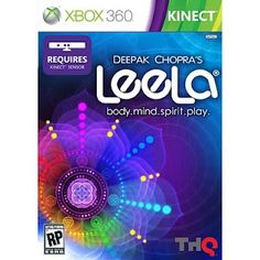 Deepak Chopra's Leela is a groundbreaking interactive experience that combines ancient relaxation and meditation techniques with technology to bring focus, energy and balance to your life. kinect-sports-games
